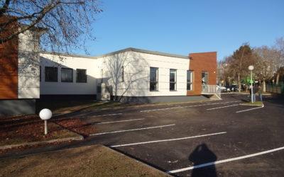 Requalification extérieure et rénovation thermique de MGEN à Limoges (87)