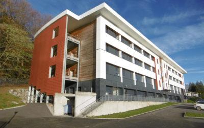 Restructuration lourde de l'internat du lycée Favard de Guéret (23)