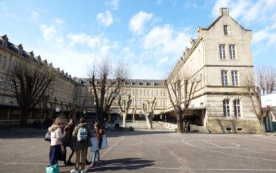 Restructuration des espaces pédagogiques de la Cité Mixte d'Arsonval à Brive La Gaillarde