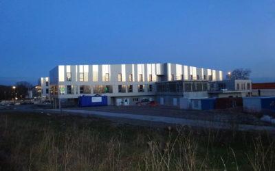 Construction de l'EHPAD Marcel Faure à Limoges (87)