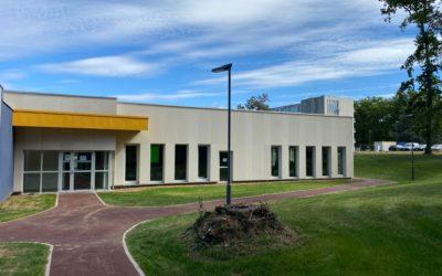 Extension d'un institut de formation à Saint Sébastien de Morsent (27)