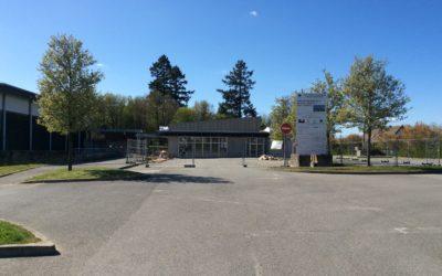 Concours Lauréat : Salle multisports à Saint Yrieix la Perche