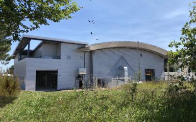 Agrandissement et modernisation du centre de recyclage de Beaune les Mines (87)